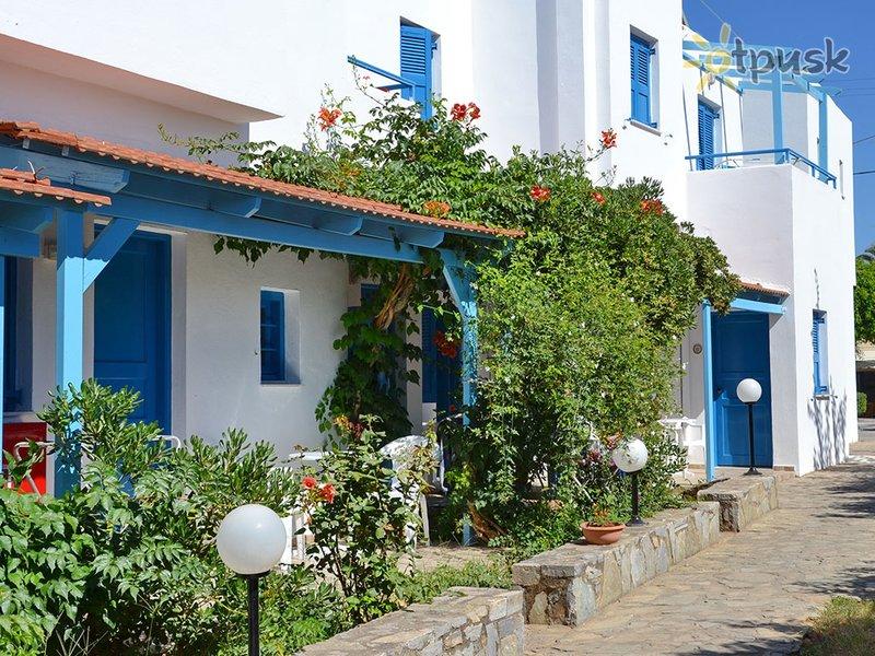 Фото отеля Galeana Beach Hotel 3* о. Крит – Ретимно Греция
