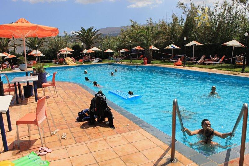 Фото отеля Varvara's Diamond Hotel 3* о. Крит – Ретимно Греция