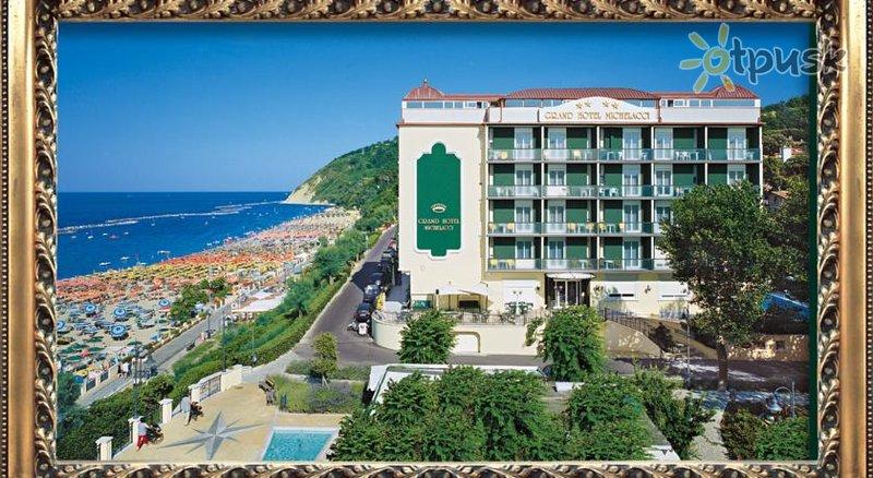 Фото отеля Grand Hotel Michelacci (Gabice Mare) 4* Римини Италия