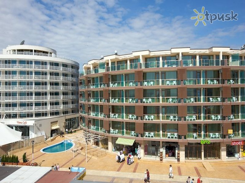 Фото отеля Briz Beach 3* Солнечный берег Болгария