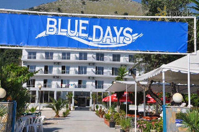 Фото отеля Blue Days 4* Саранда Албания