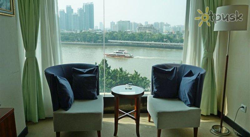 Фото отеля Guangzhou Jiangyue Hotel 3* Гуанчжоу Китай