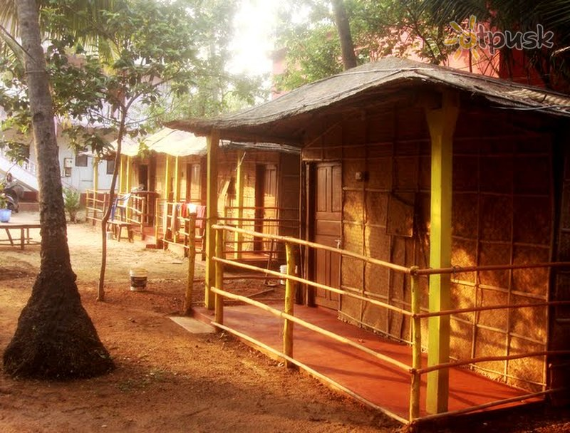 Фото отеля God's Gift Guesthouse 1* Северный Гоа Индия