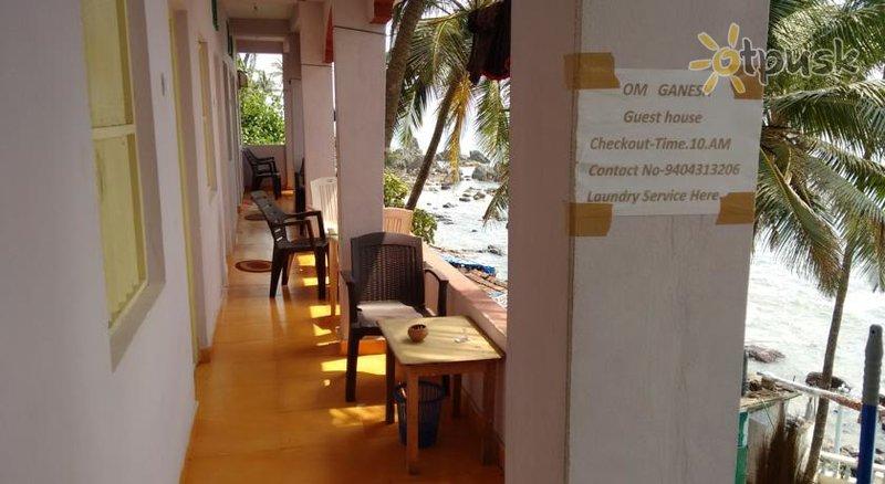 Фото отеля Om Ganesh Guest House 2* Северный Гоа Индия