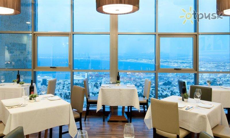 Фото отеля Crowne Plaza Haifa 4* Хайфа Израиль