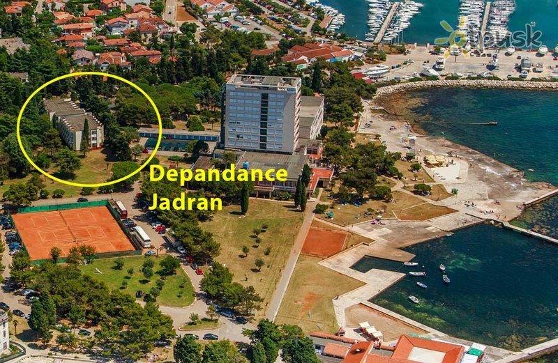 Фото отеля Jadran Depandance 2* Умаг Хорватия