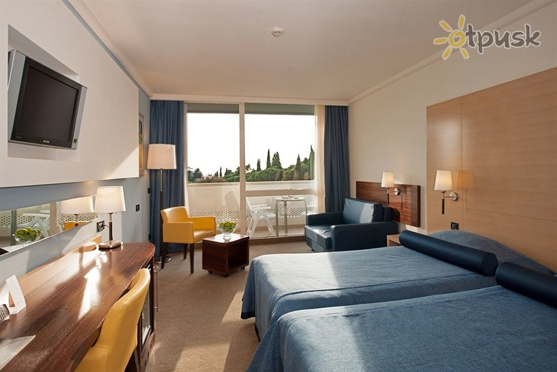 Фото отеля Eden Hotel 4* Ровинь Хорватия