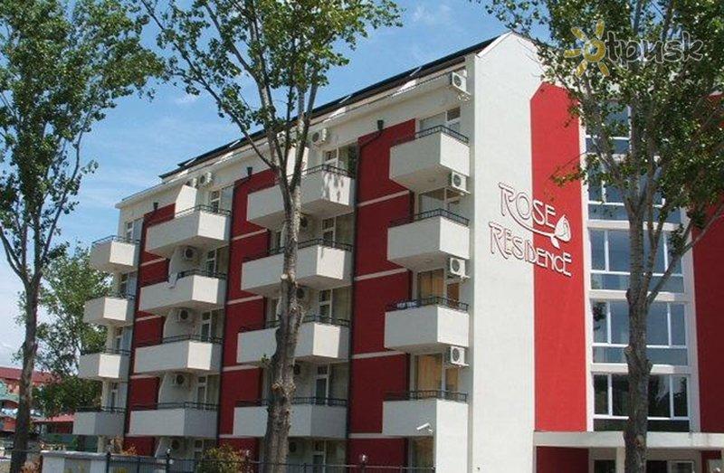 Фото отеля Роза Резиденс 2* Солнечный берег Болгария