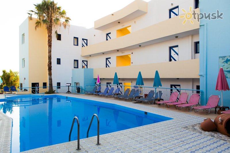 Фото отеля Blue Dream Apartments 2* о. Крит – Ретимно Греция