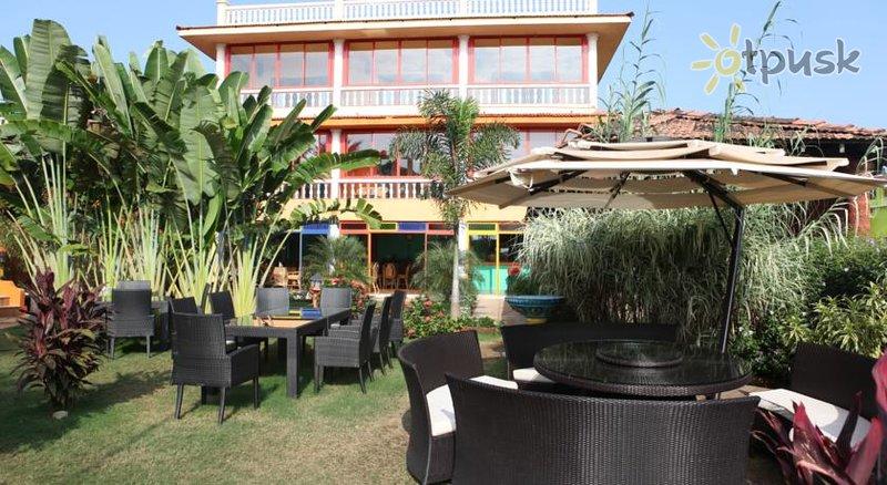 Фото отеля Papa Jolly's Boutique Hotel 3* Северный Гоа Индия