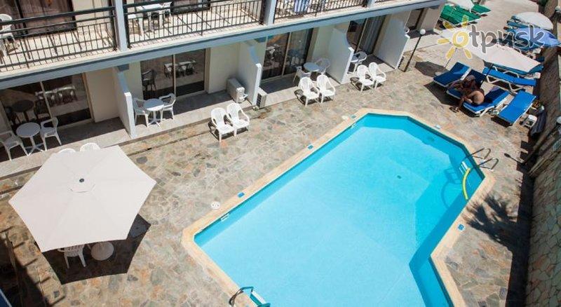 Фото отеля Crystallo Apartments 3* Пафос Кипр