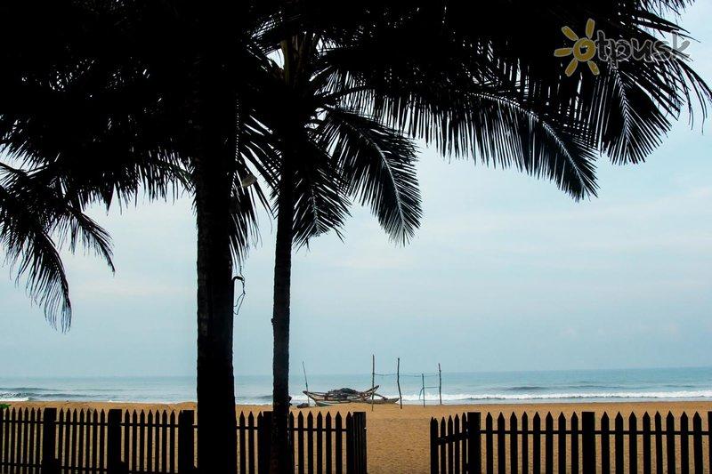 Фото отеля Kamili Beach Villa 4* Калутара Шри-Ланка