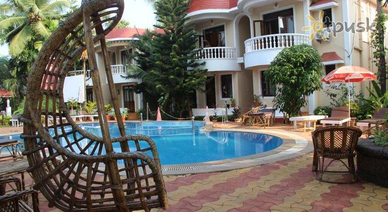 Фото отеля Naga Cottages 2* Северный Гоа Индия