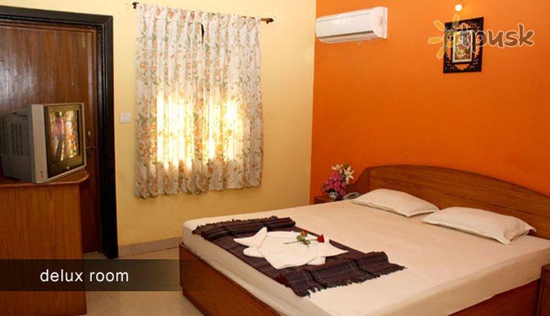 Фото отеля Krish Holiday Inn 3* Северный Гоа Индия