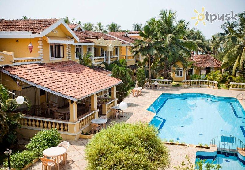 Фото отеля Pifran Holiday Beach Resort 2* Южный Гоа Индия