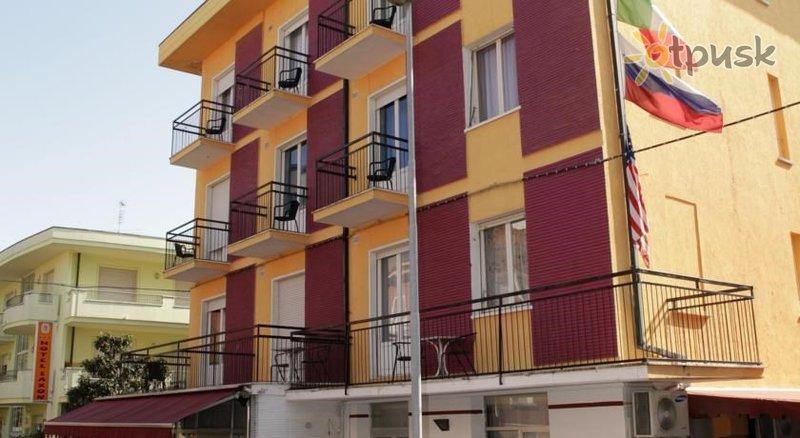 Фото отеля Saxon 3* Римини Италия