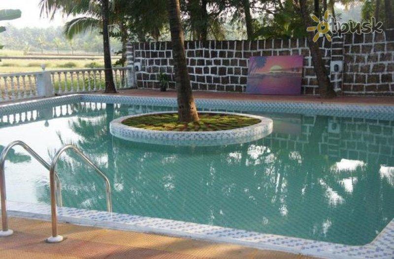 Фото отеля Shiva Ashvem 2* Северный Гоа Индия