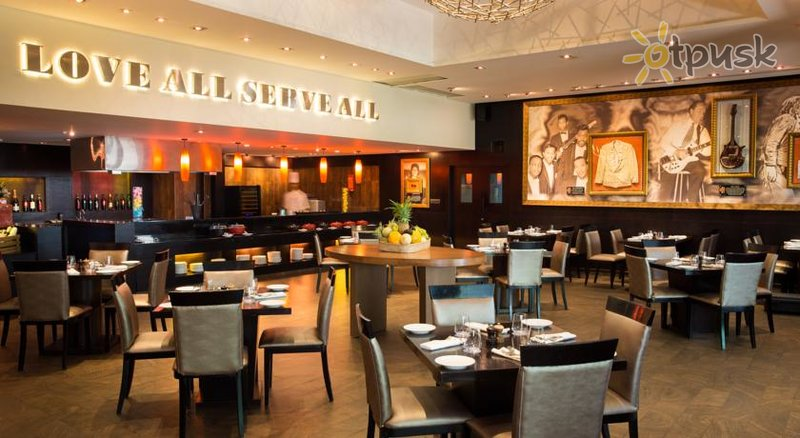 Фото отеля Hard Rock Hotel Goa 5* Северный Гоа Индия