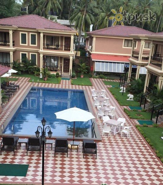 Фото отеля Seashell Villas 4* Северный Гоа Индия