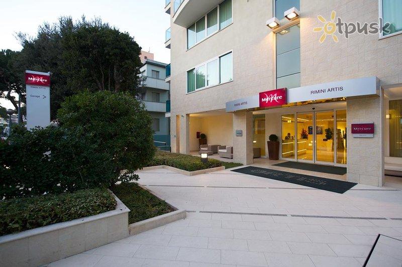 Фото отеля Mercure Rimini Artis 4* Римини Италия