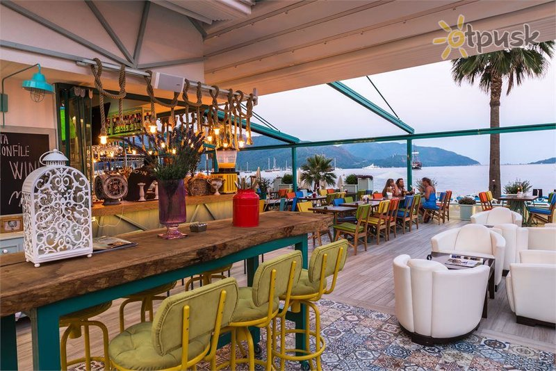 Фото отеля Honeymoon Beach Hotel 3* Мармарис Турция