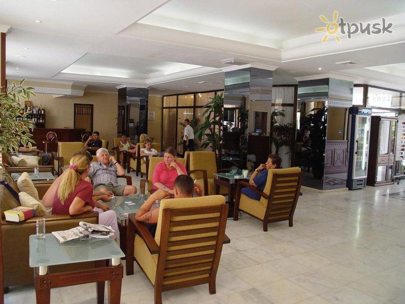 Фото отеля Intermar Hotel 3* Мармарис Турция