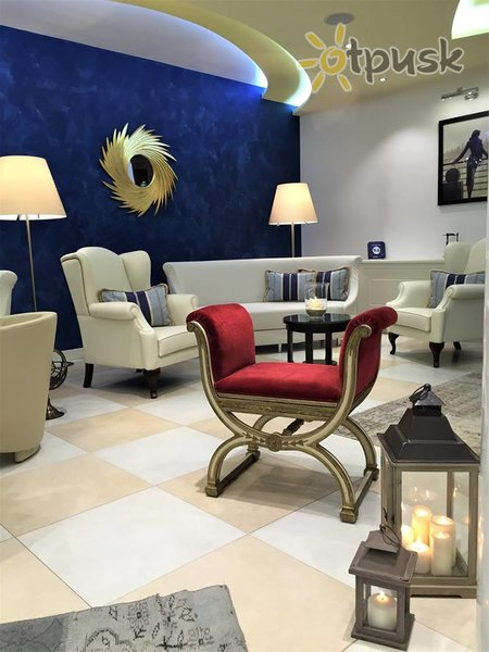 Фото отеля Erbavoglio Hotel 4* Римини Италия