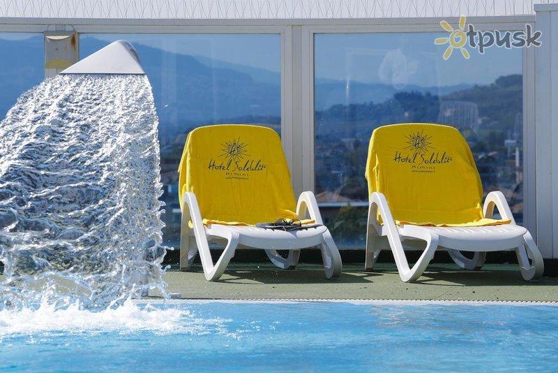 Фото отеля Soleblu Hotel 3* Римини Италия