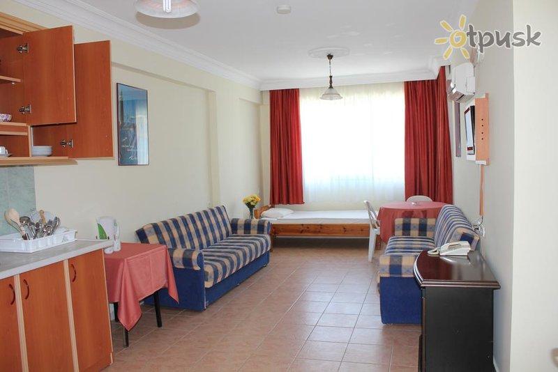 Фото отеля Gazipasa Star Hotel & Apartments 3* Сиде Турция