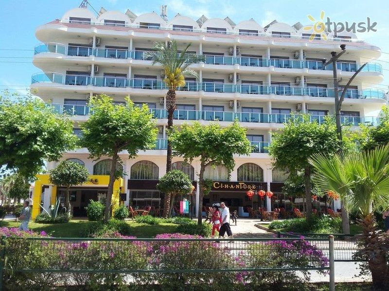 Фото отеля Cihanturk Hotel 3* Мармарис Турция