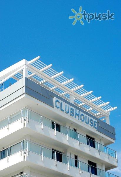 Фото отеля Club House Hotel 4* Римини Италия