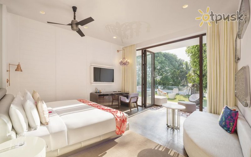 Фото отеля W Hotel Goa 5* Северный Гоа Индия