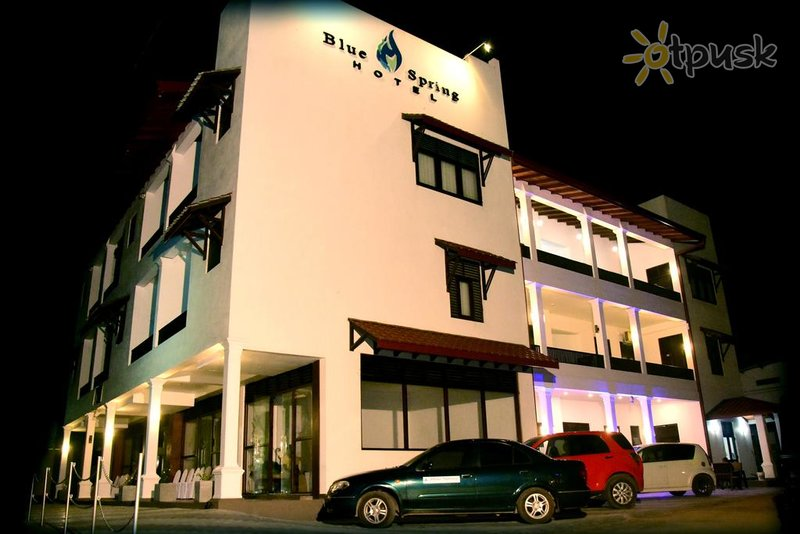 Фото отеля Blue Spring Hotel 3* Ваддува Шри-Ланка