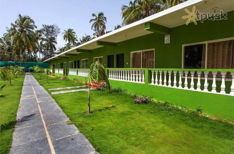 Фото отеля Manthan Beach Resort 3* Северный Гоа Индия
