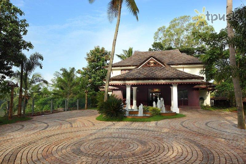 Фото отеля Fragrant Nature Kollam 4* Керала Индия