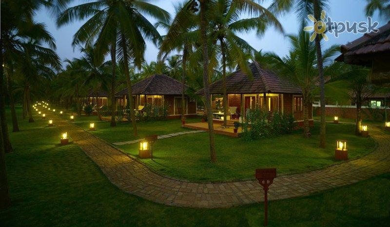 Фото отеля Nattika Beach Ayurveda Resort 4* Керала Индия