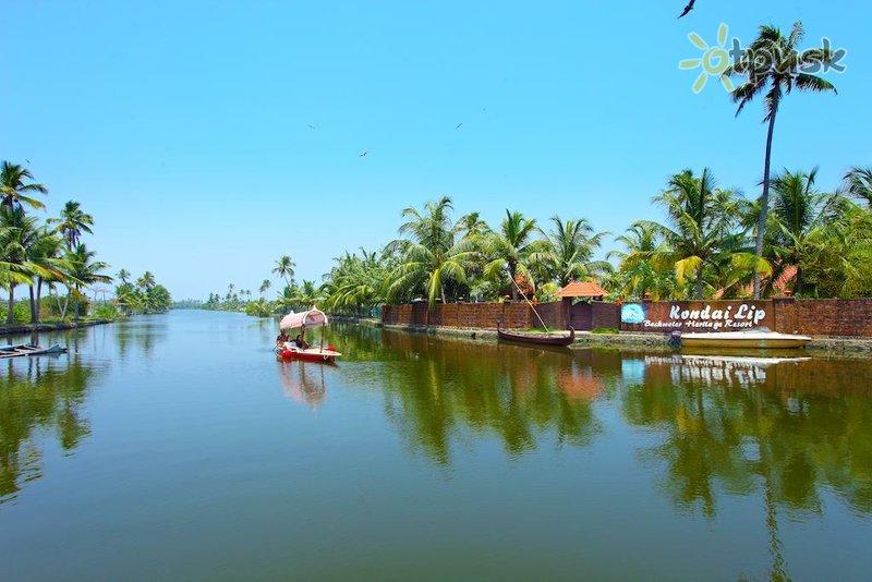 Фото отеля Kondai Lip Backwater Heritage Resort 3* Керала Индия