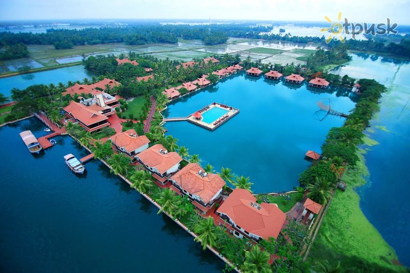 Фото отеля Lake Palace Resort 4* Керала Индия