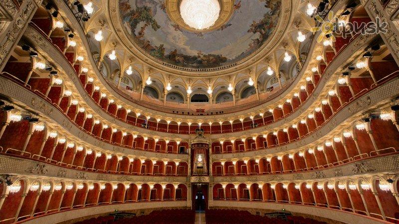 Фото отеля Quirinale Hotel 4* Рим Италия