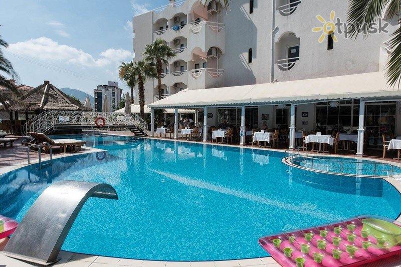 Фото отеля Hawaii Hotel 4* Мармарис Турция