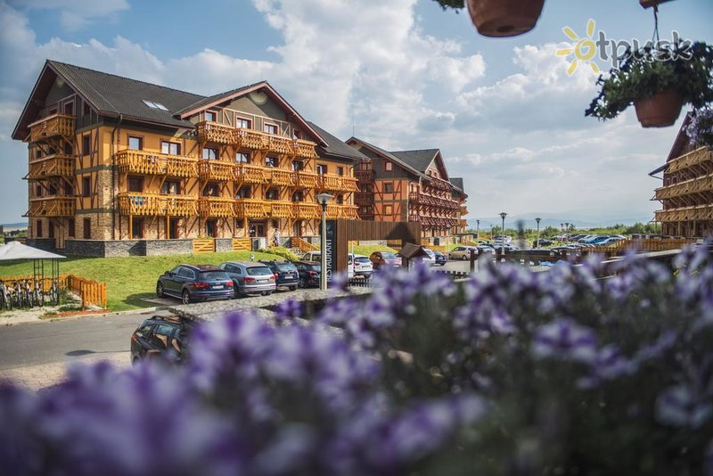 Фото отеля Tatragolf Mountain Resort 4* Велка Ломница Словакия