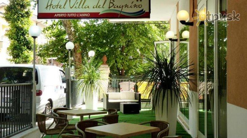 Фото отеля Del Bagnino Villa 2* Римини Италия