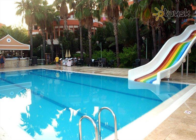 Фото отеля Nergos Garden Hotel 3* Сиде Турция