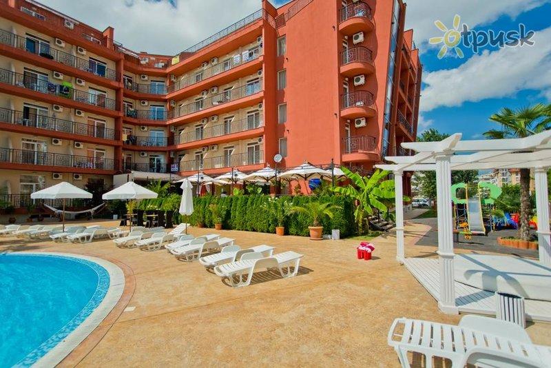 Фото отеля Афродита 2 2* Солнечный берег Болгария
