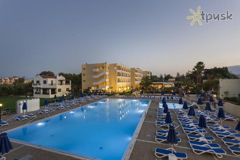 Фото отеля Dessole Dolphin Bay Resort 4* о. Крит – Ираклион Греция