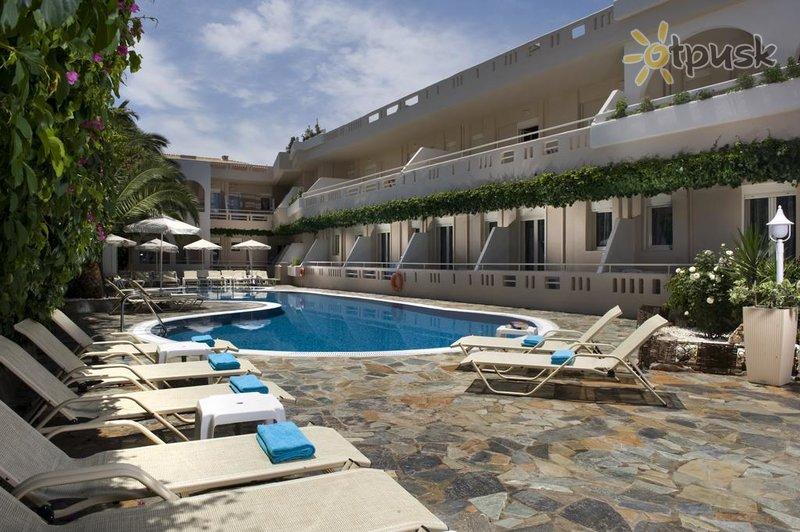Фото отеля Axos Hotel 3* о. Крит – Ретимно Греция