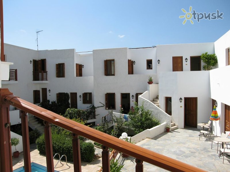 Фото отеля Blue Sea Apartments 3* о. Крит – Ретимно Греция