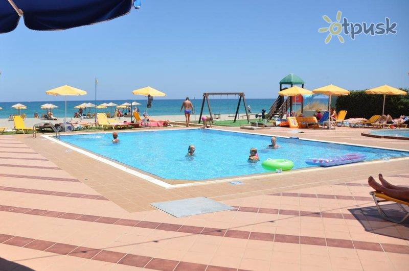 Фото отеля Galeana Mare Hotel 3* о. Крит – Ретимно Греция
