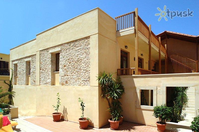 Фото отеля Ideon Hotel 3* о. Крит – Ретимно Греция