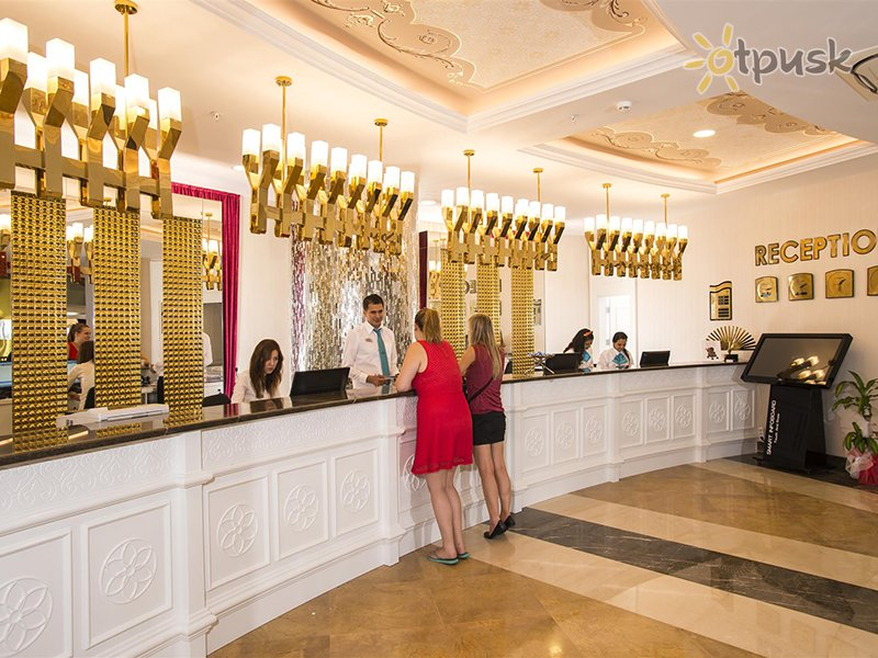 Фото отеля Dream World Aqua 5* Сиде Турция